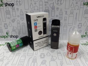 Voopoo VINCI Air Mod Pod Kit 30W с Экраном 900 mAh 4 мл